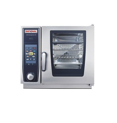 Rational Rational Steamer XS Elektrisch | Self Cooking Center 6 2/3 | 6x2/3GN | 20-80 Couverts