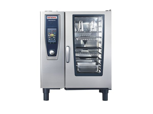 rational combisteamer op gas kopen rational scc 101g five senses xxlhoreca. Black Bedroom Furniture Sets. Home Design Ideas