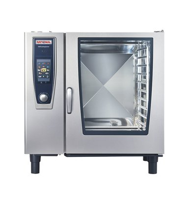 Rational Rational Kombidämpfer SCC 102G Gas | Selfcooking Center 102 | 10x2 / 1 GN oder 20 x 1/1 GN | 150-300 Gedecke