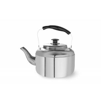 Hendi Kessel / Tee-Kessel aus Edelstahl | Ø260mm | 6,5 Liter