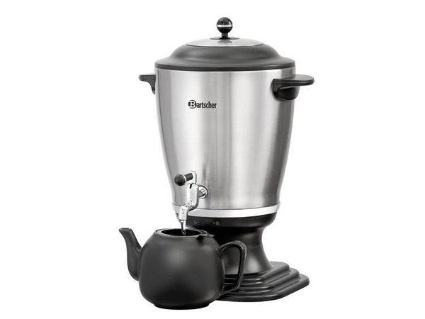 Bartscher Tee-Zufuhr / Tee-Kessel / Samowar | Ø310mm | | 3,2 Liter