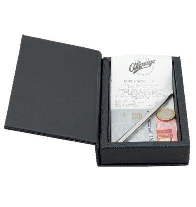 Securit Konto | PU-Leder-Box | 183x110x40mm