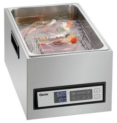 Bartscher Sous Vide  Apparaat | 25 Liter | 2kW | 345x575x317(h)mm
