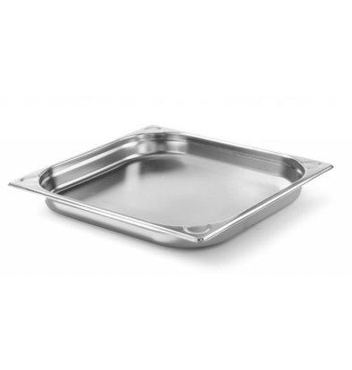 Hendi Gastronorm- Bak 2/3 - 40mm | 3 Liter