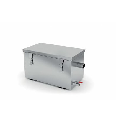 XXLselect Fat separator stainless steel | AISI 304 Quality 3 Different Capacities