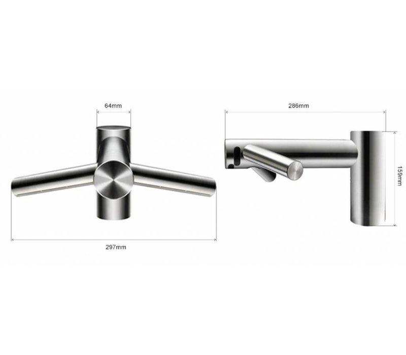 Buy Dyson airblade faucet + hand dryer? Dyson AB09 | XXLhoreca