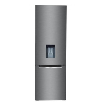 Frilec Koel-Vrieskast RVS | 199 + 68 Liter | Energieklasse A++ | 550x580x1770(h)mm - Copy