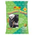 WM Simoniz Cleaning Wipes (24 per doos, 20 per verpakking hersluitbaar)