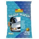 WM Simoniz Glass Wipes (24 per doos, 20 per verpakking hersluitbaar)