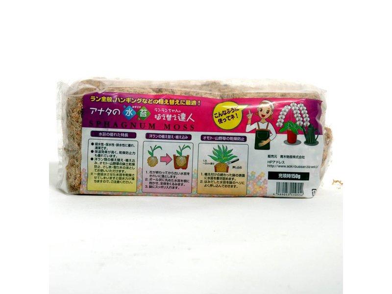 Spagnum moss150 gr.