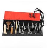Expert 12-teiliges Edelstahl-Werkzeug-Set auf Basis