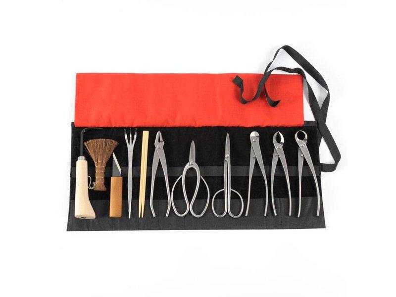 Experte 12-teiliges Edelstahl-Werkzeug-Set basiert