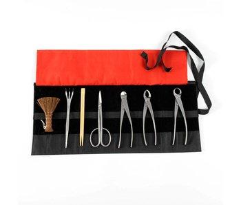 Experte Grundlegende 8-teiliges Edelstahl-Werkzeug-Set basiert