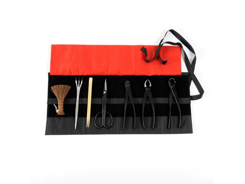 Basic 8-piece steel tool set