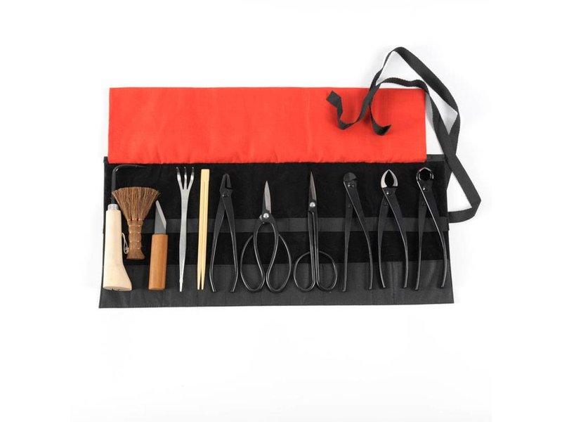 Grundlegende 12-teiliges stahl-Werkzeug-Set basiert