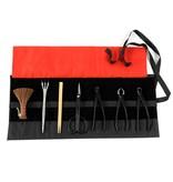 Basic 8-piece tool set based