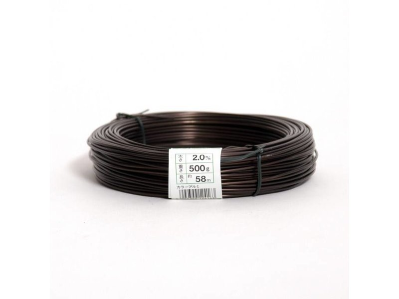 Draht aluminum 500gr. Ø 1.5mm