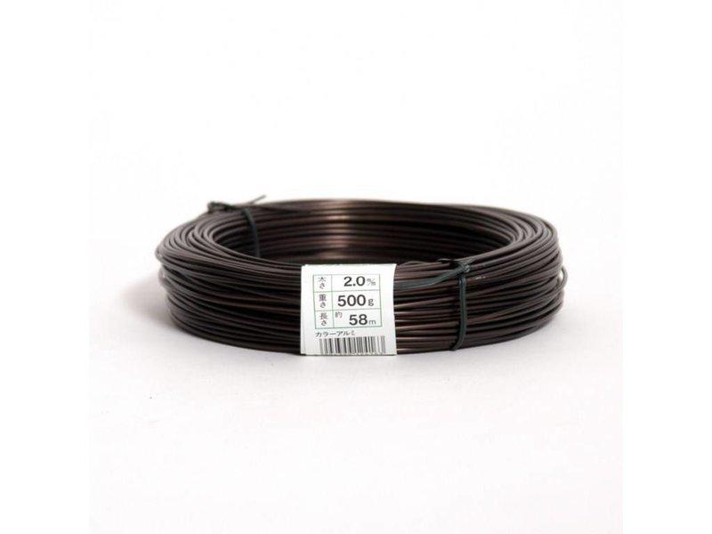 Draht aluminum 500gr. Ø 2mm