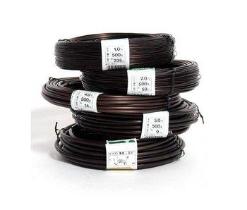 500 gramos de alambre de aluminio de 3,0 mm