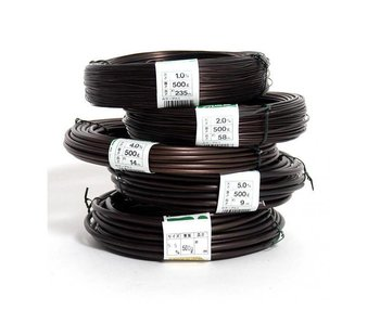 500 gramos de alambre de aluminio de 5,0 mm