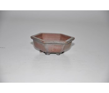 Vaso ovale, Bigei, 6,5 cm