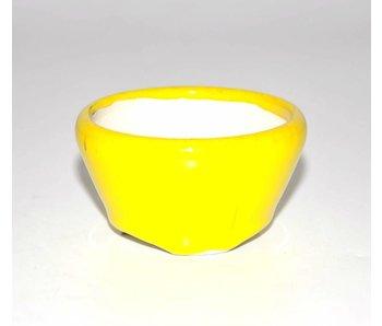 Round pot 3,5 cm x 6,5 cm Bikou