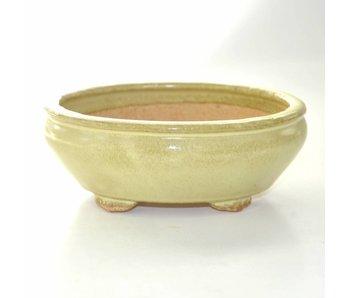 Oval, 6 cm x 16 cm x 13,5 cm, Hattory Tokoname