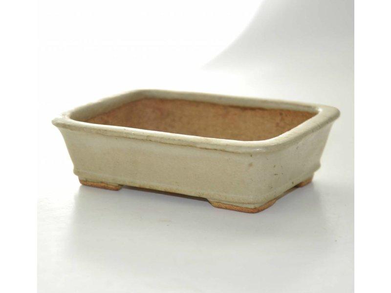 Cuadrado, 3,7 cm x 13,5 cm, Hattory Tokoname