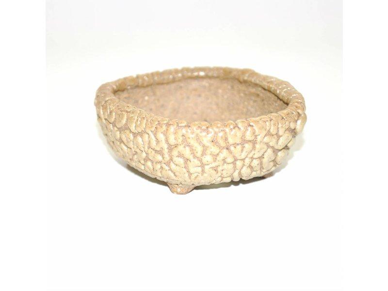 Oval Topf, 8,5 cm Hida