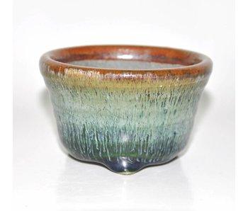 Round pot 9,6 cm, Terahata Satomi,