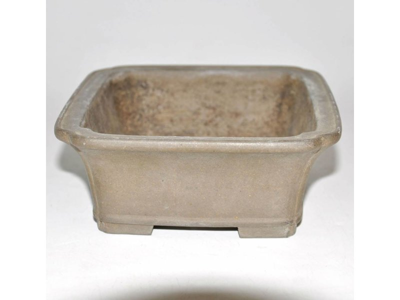 Bonsai pot brown 19 cm Yamaki