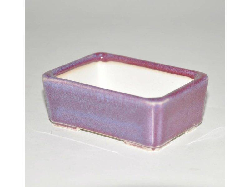 Bonsai Topf lila 8,5 cm