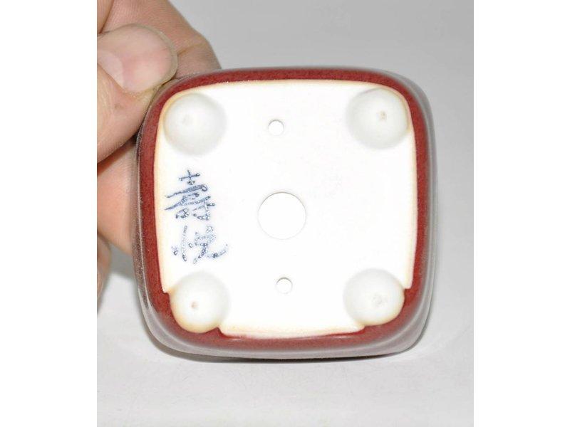 Bonsai Topf rot 5,5 cm
