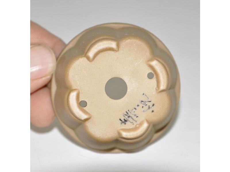 Bonsai pot brown 5,7 cm