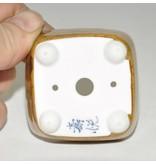 Bonsai pot lichtbruin 5,5 cm