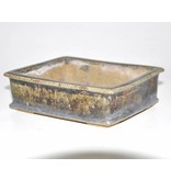 Bonsai pot brown 12 cm