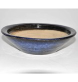 Bonsai pot blu 18,5 cm