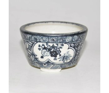 Round bonsai pot , 8,5 cm Isuko
