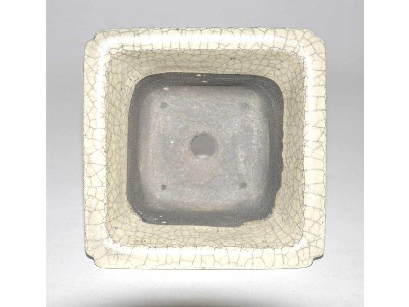 bote blanco rectangular