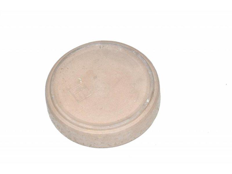 Bonsai Topf braun 13,5 cm