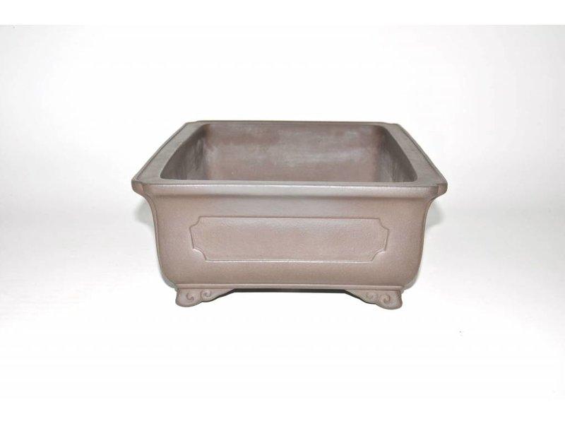 Bonsai pot marrone 38 cm