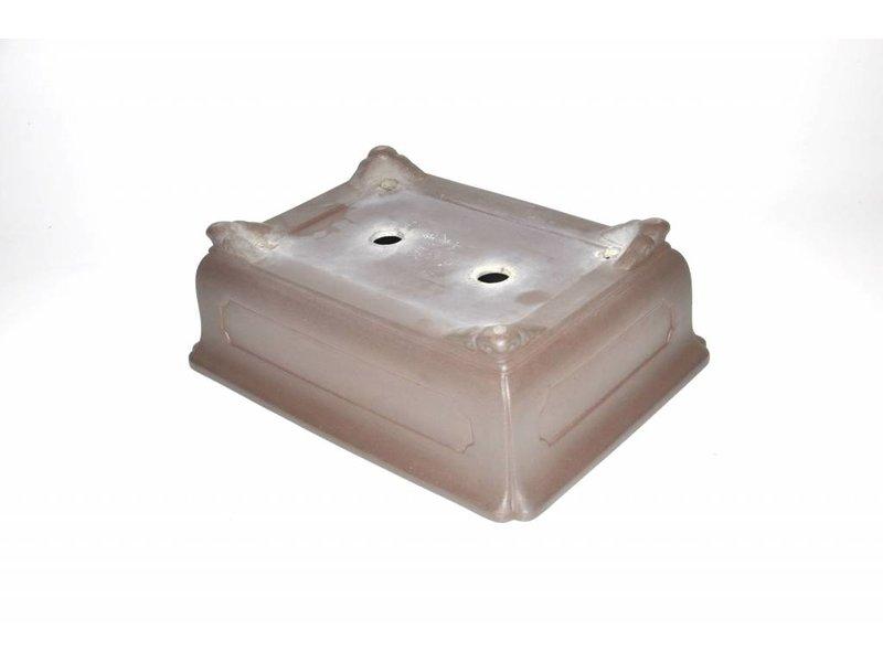 Bonsai Topf braun 38 cm