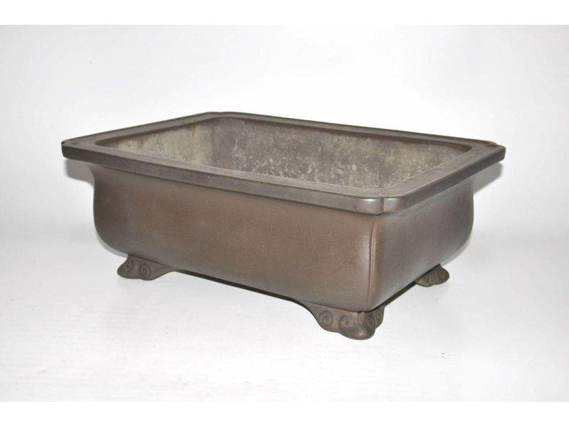 Bonsai pot marrone 48 cm