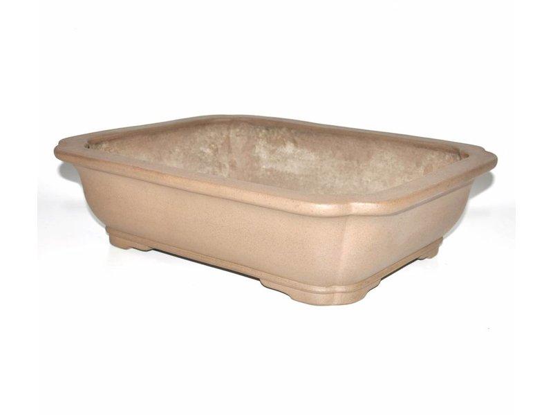 Bonsai Topf braun 47 cm