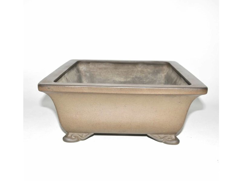 Bonsai pot marrone 40,5 cm
