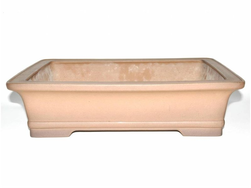 Bonsai pot marrone 46 cm