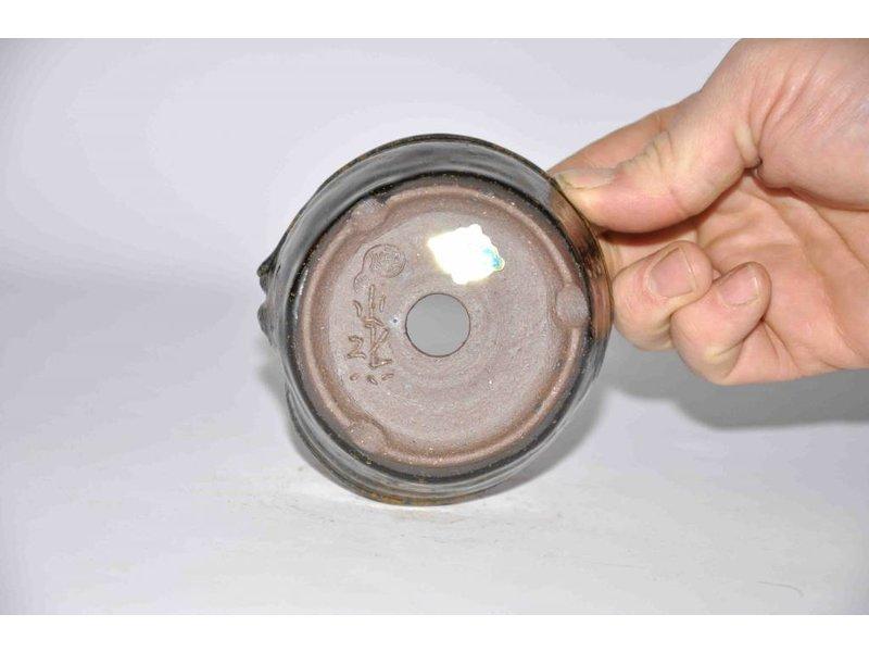 Daruma Round pot 9,5 cm