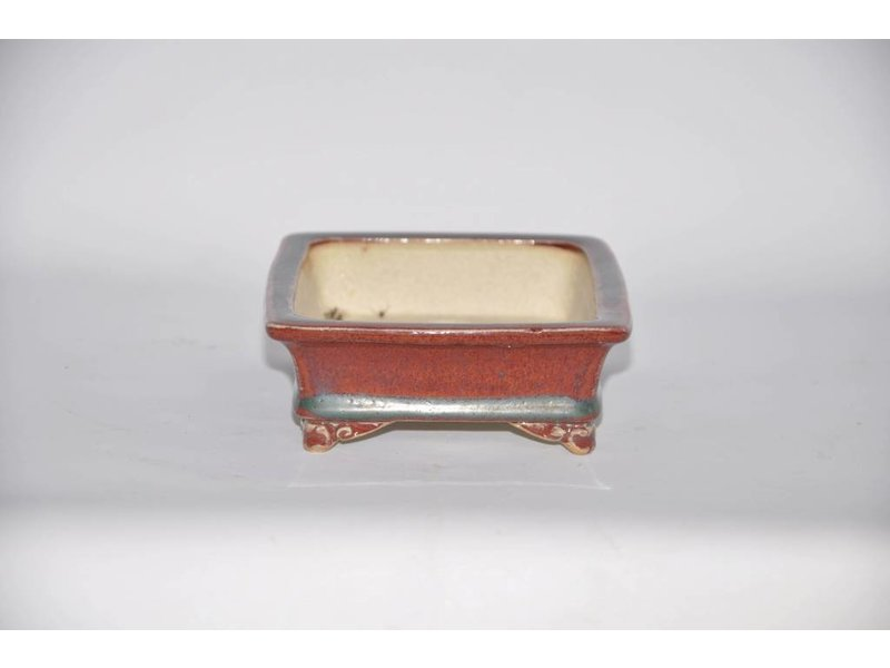 Rectangular pot, Youzan 15,3 cm cm