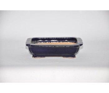 Rectangular pot, 3,7 cm Hattory, Tokoname