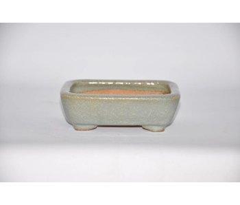 Rectangular pot, Hattory pot 4,3 cm